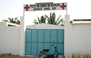 Hilfsmaßnahmen Krankenstation Nianing Kinderhilfe Senegal 1994 e.V.